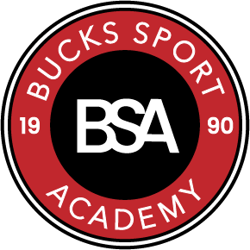 Bucks Sport Academy badge