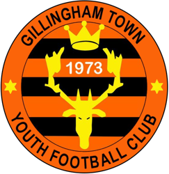 Gillingham Town Youth Club Shop badge