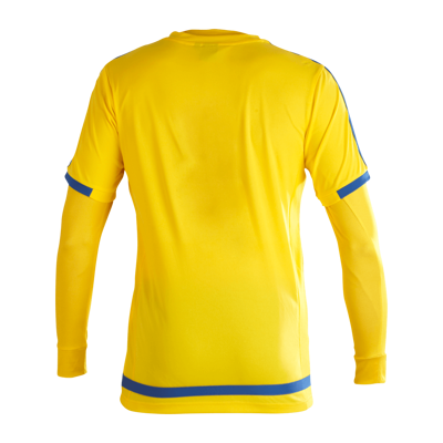 Rio Shirt & Baselayer Set Yellow/Royal