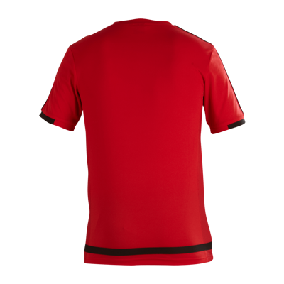 Rio Football Shirt Red/Black