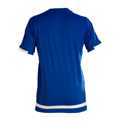 Rio Football Shirt Royal/White