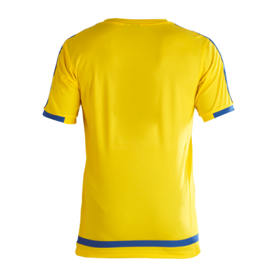 Rio Football Shirt Yellow/Royal