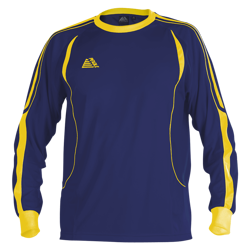 Benfica Football Shirt Navy/Yellow