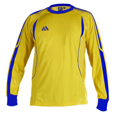 Benfica Football Shirt Yellow/Royal