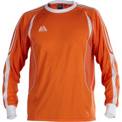 Benfica Football Shirt Tangerine/White