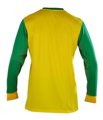Dortmund Football Shirt Yellow/Green