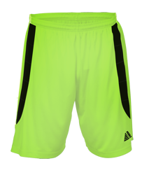 Goalkeepers Shorts Lime/Black