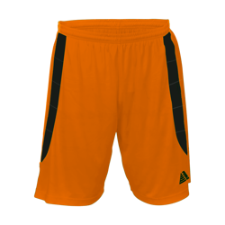 Goalkeepers Shorts Tangerine/Black