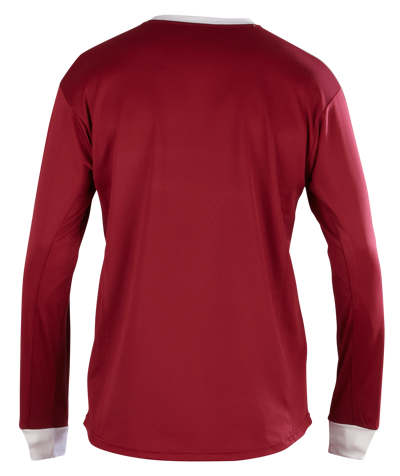 Lazio Football Shirt Maroon/White