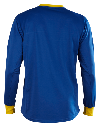 Lazio Football Shirt Royal/Yellow
