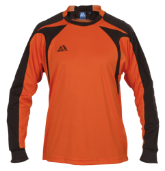 Lunar Goalkeeper Shirt Tangerine/Black