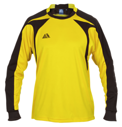 Lunar Goalkeeper Shirt Yellow/Black