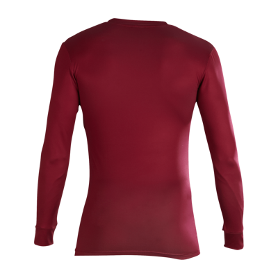 Football Base Layer Maroon