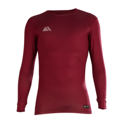 New Baselayer Top Maroon