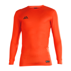 New Baselayer Top Tangerine