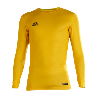 Yellow Baselayer Top