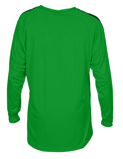 New Napoli Football Shirt Green/Black