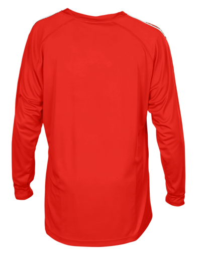 New Napoli Football Shirt Red/White