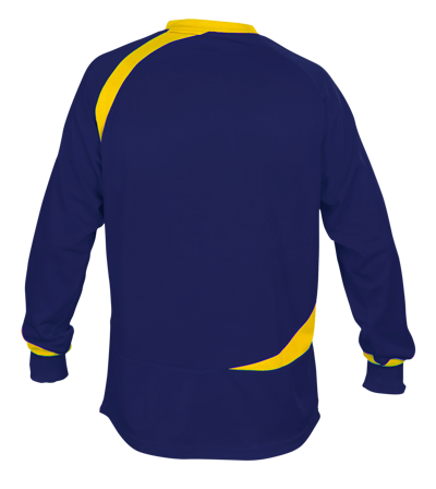 Santos Football Shirt & Shorts Set Navy/Yellow