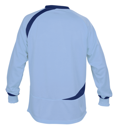 Santos Football Shirt & Shorts Set Sky/Navy