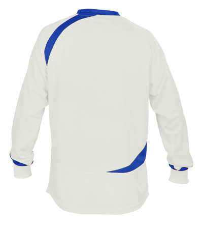 Santos Football Shirt & Shorts Set White/Royal