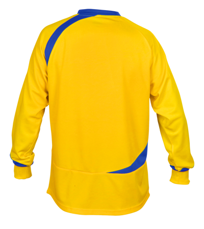 Santos Football Shirt & Shorts Set Yellow/Royal