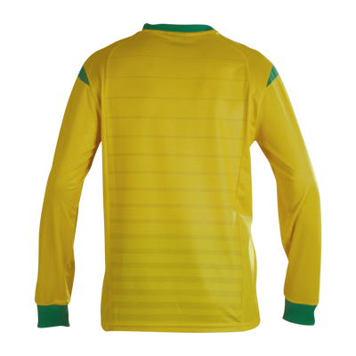 Spartak Football Shirt Yellow/Green