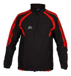 Torino Rainsuit Top Black/Red