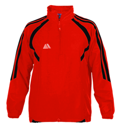 Torino Rainsuit Top Red/Black