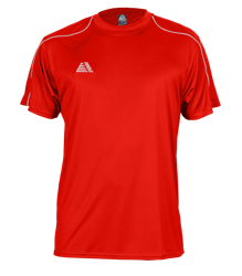 Vecta T Shirt Red/White