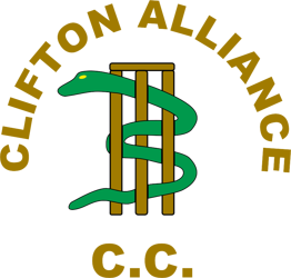Clifton Alliance CC badge