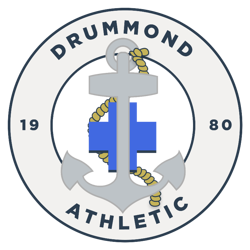 Drummond Athletic FC  badge