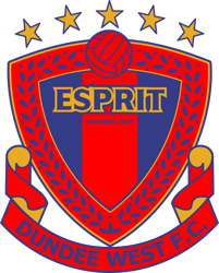 Dundee West FC badge