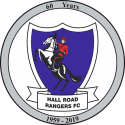 Hall Road Rangers badge