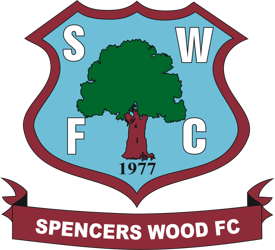 Spencers Wood FC badge