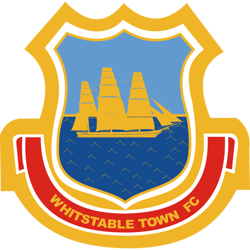 Whitstable Town FC badge