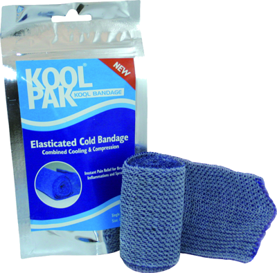 KoolPak Elasticated Cold Bandage