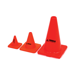 "Soft Weighted Cones 4 Inch Soft Weighted Cone 4"" (Set of 4)"