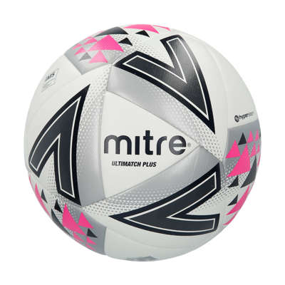 Mitre Ultimatch Plus Hyperseam Match Football