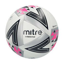 Mitre Ultimatch Plus Hyperseam Match Football Mitre Ultimatch Plus Hyperseam Match Football