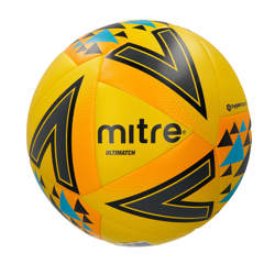 Mitre Ultimatch Hyperseam Fluo Match Football Mitre Ultimatch Hyperseam Fluo Match Football