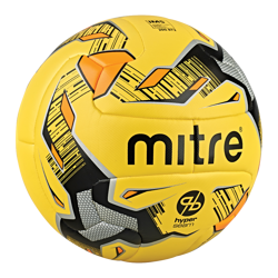 Mitre Ultimatch Hyperseam Fluo Match Football