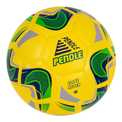 Pendle Elite Hyper Yellow Pro Quality Match Ball