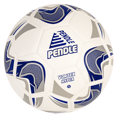 Pendle Vortex Hyper - White Match Football