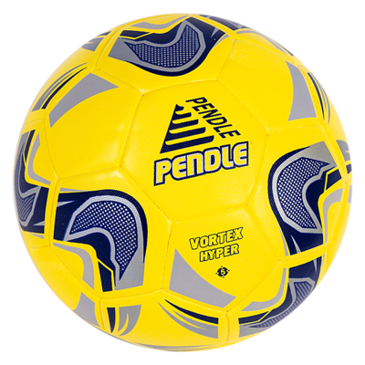 Pendle Vortex Hyper - Yellow Match Football