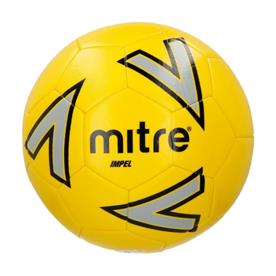 Mitre Impel Training Football - Yellow