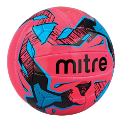Mitre Malmo Plus Training Football Pink