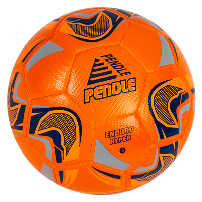 Pendle Enduro Hyper Orange - Training Football