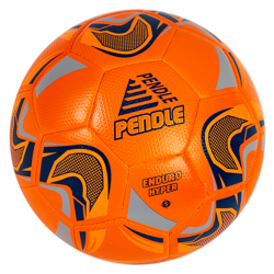 Pendle Enduro Hyper Orange - Training Football Top-Level Training Ball