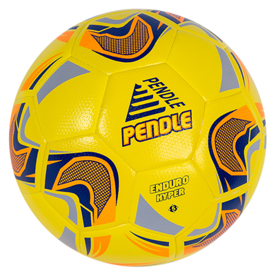 Pendle Enduro Hyper Yellow - Training Football